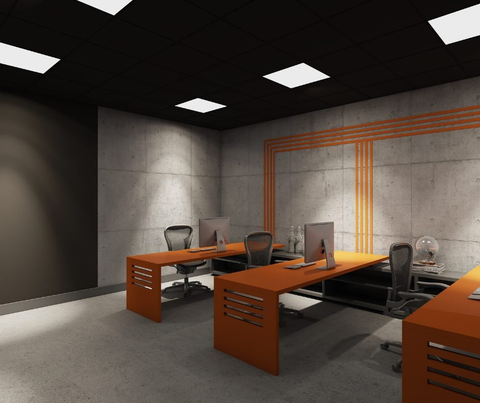 Office interior design ideas Hong Kong , office renovation