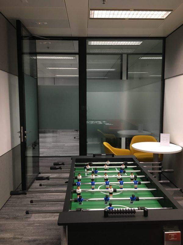 Interior office design and renovation in hong kong