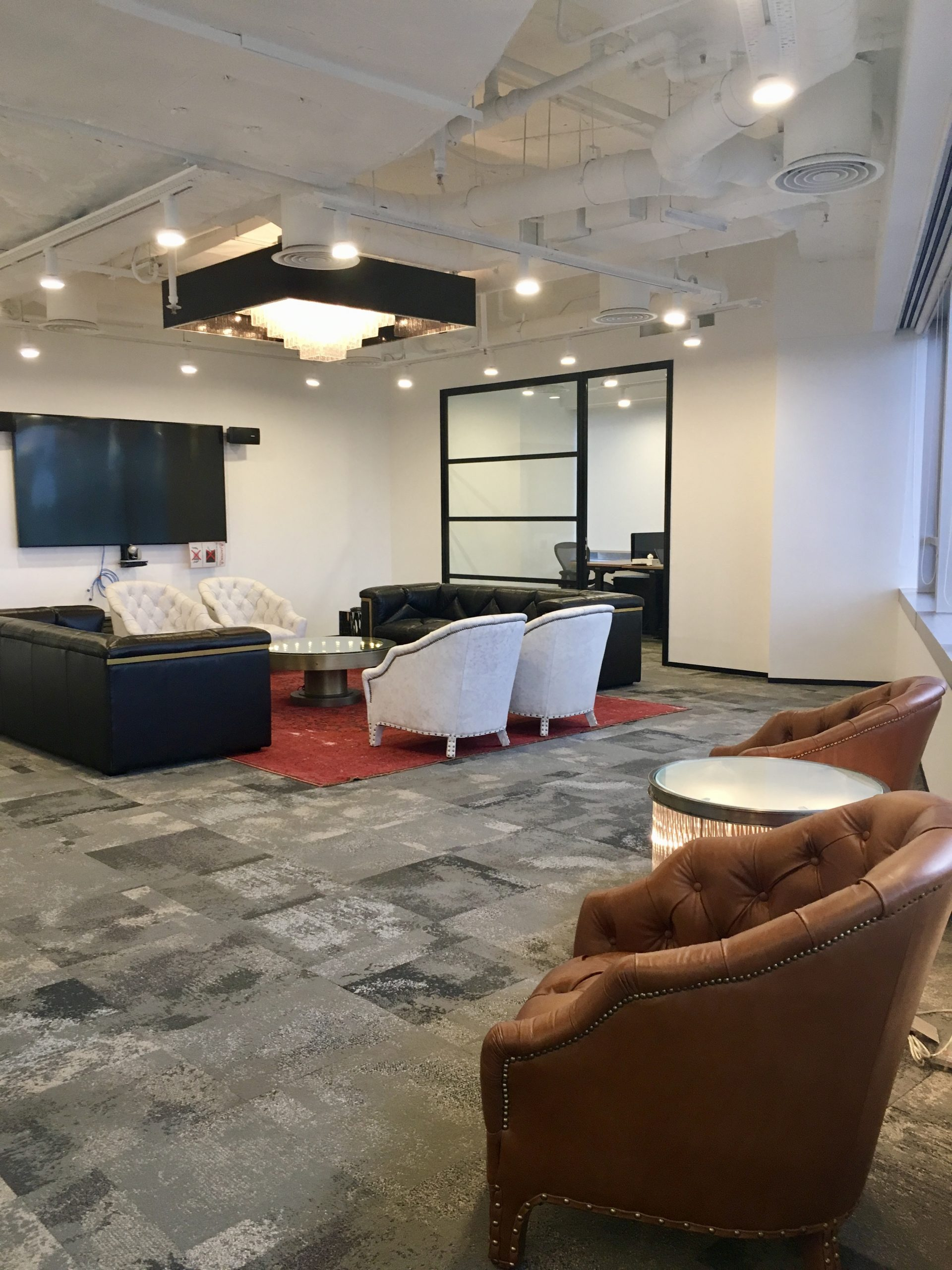 HK office Renovation and fitout