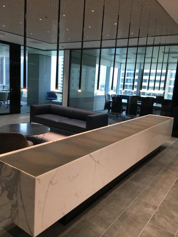 HK office renovation fit out